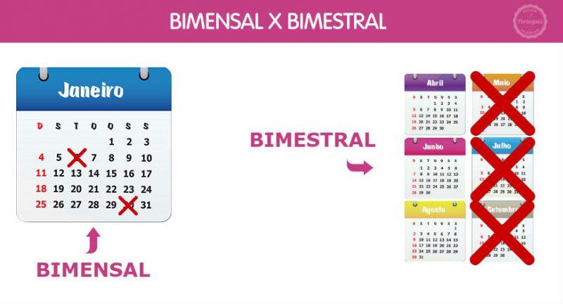 bimensal-bimestral