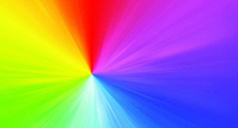 Os nomes das cores e sua flexão