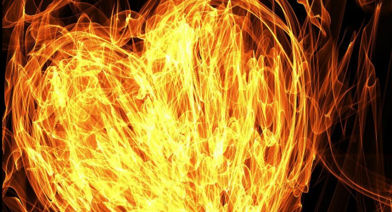 Amor é um Fogo que Arde sem se Ver