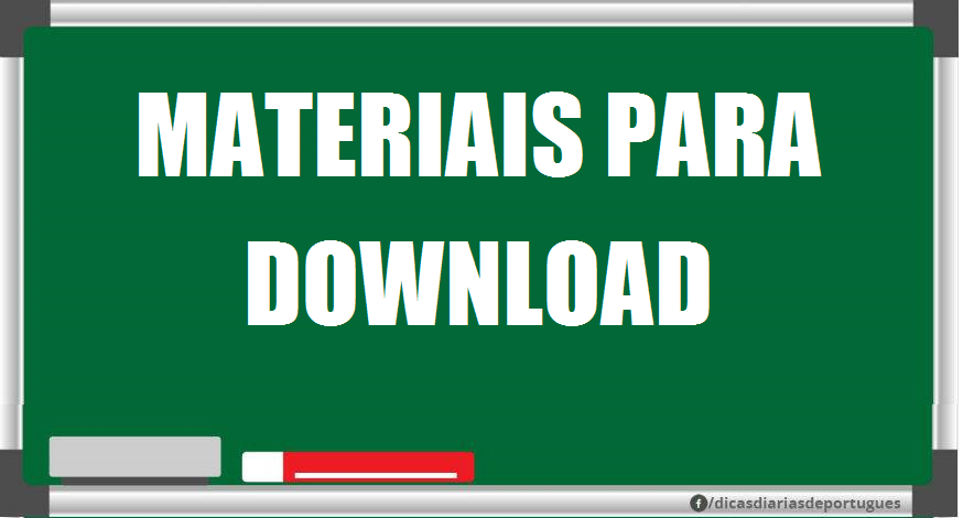 MATERIAIS PARA DOWNLOAD: Pronomes relativos