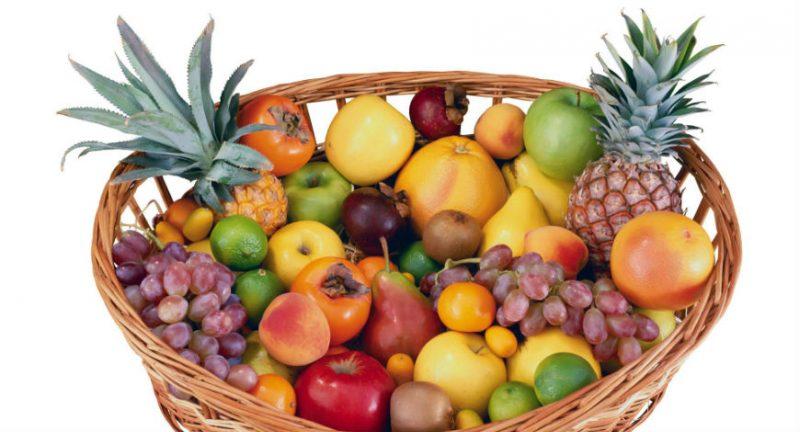 A maior parte das frutas está ou estão podres?