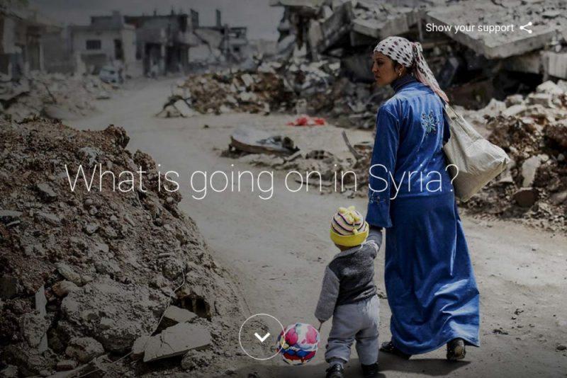 Crise na Síria