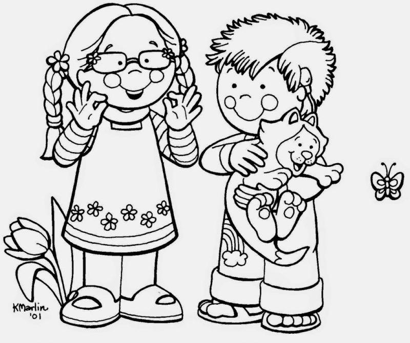 O Dia Da Crianca Curiosidades E Desenhos Para Colorir