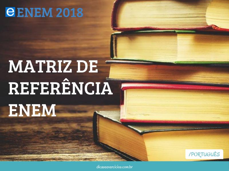 Download: Matriz de refência Enem