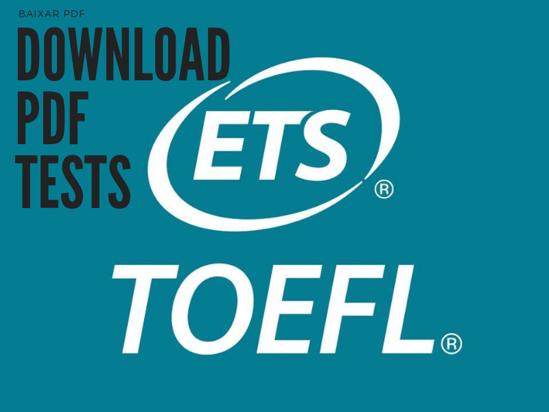 Download PDF: TOEFL iBT® Test Questions