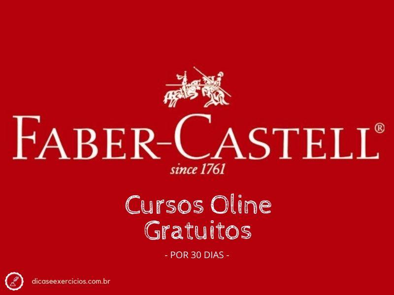 Grátis! Faber-Castell libera todos os cursos de desenho online