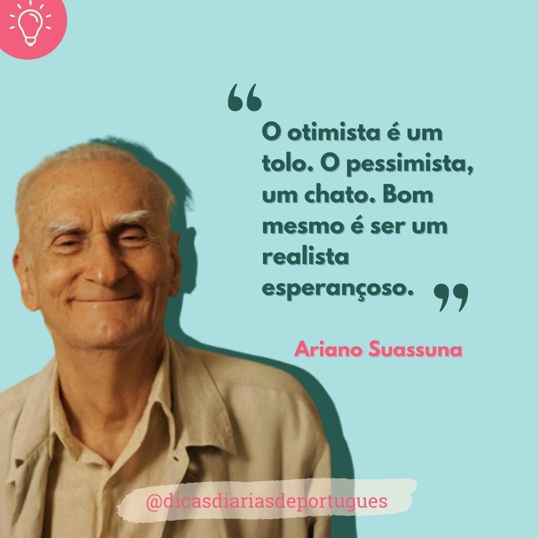 Ariano Suassuna (1927-2014): saiba mais sobre o escritor