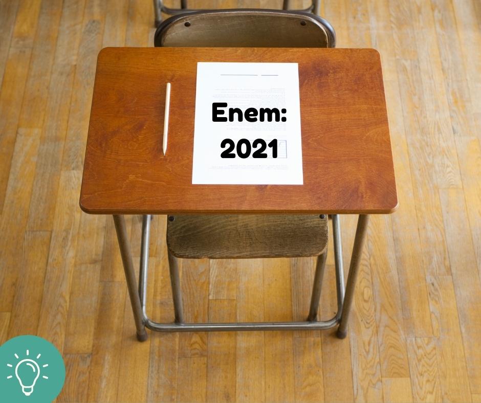 Enem 2021: confira 7 possíveis temas da redação