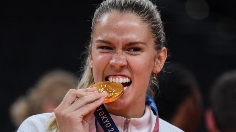Os Estados Unidos ganhou ou ganharam 113 medalhas?
